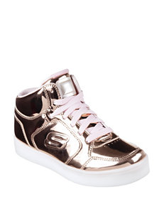 Skechers Rose Gold