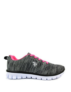 U.S. Polo Assn. Black / Pink