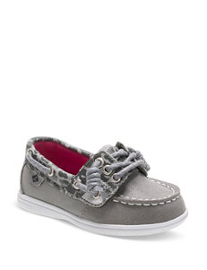 Sperry Charcoal