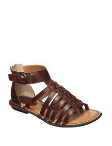 B.O.C.  Flat Sandals Gladiators
