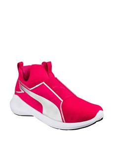 Rebel Mid Gleam Athletic Shoes - Girls 11-3