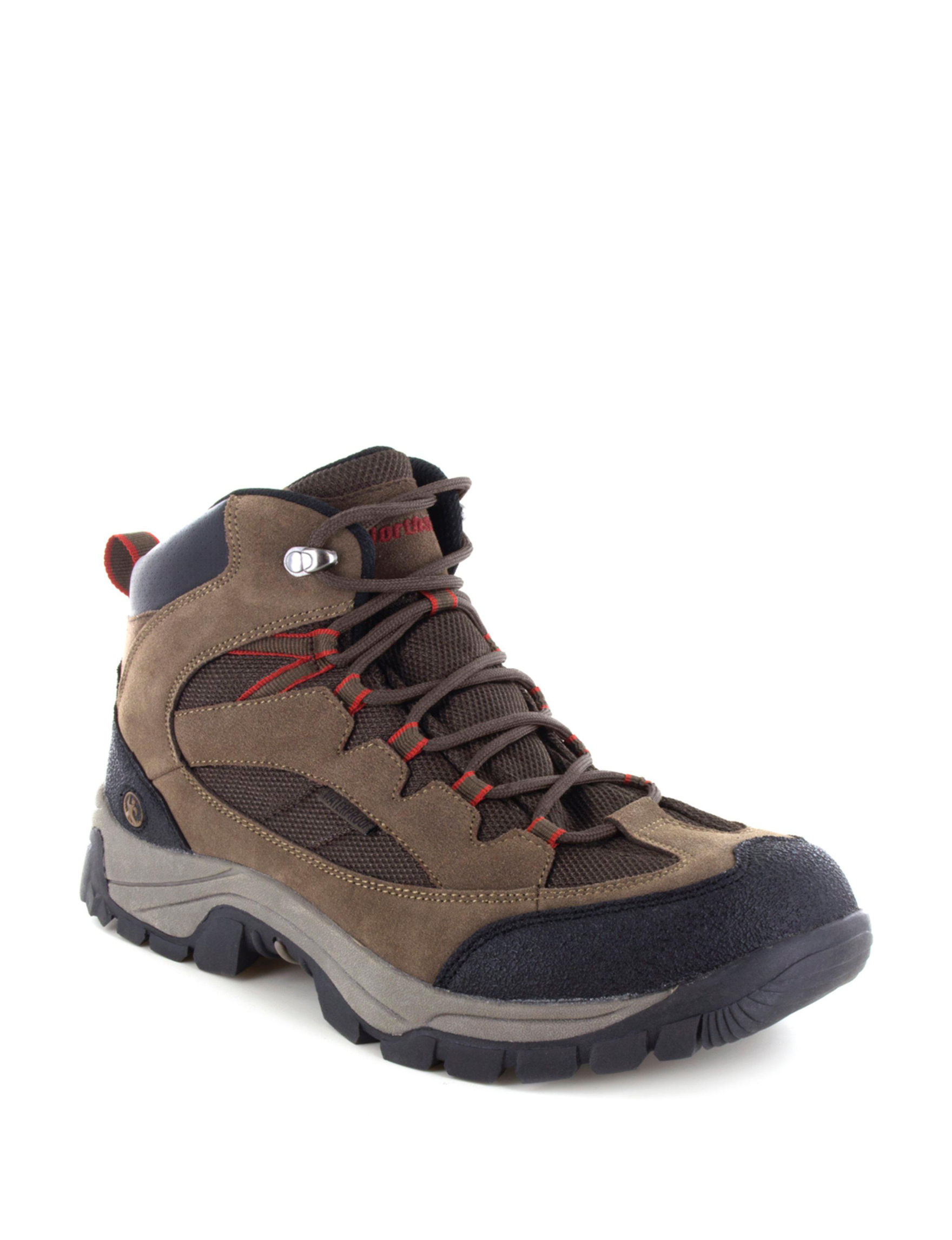 Northside Brown Western & Cowboy Boots Winter Boots