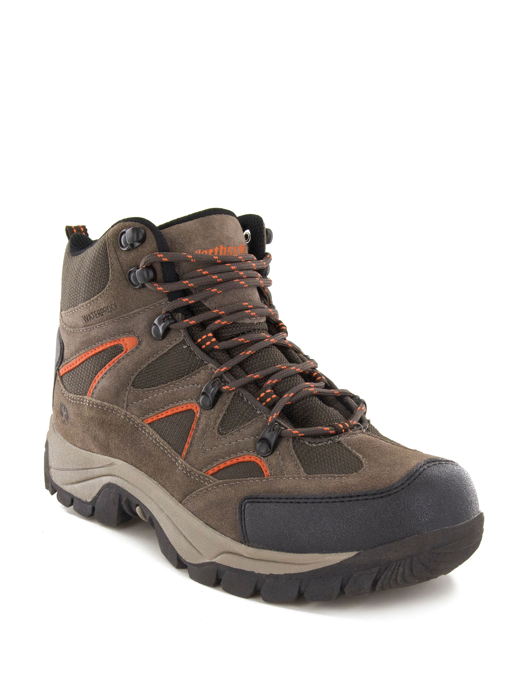 Northside Bark / Orange Hiking Boots Winter Boots