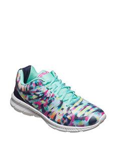 Fila Memory Speedstride Athletic Shoes