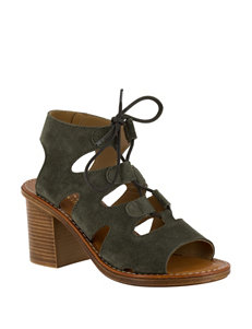 Bella Vita Olive Heeled Sandals