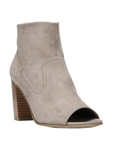 Fergie Taupe Ankle Boots & Booties
