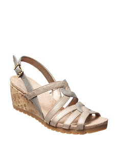 Life Stride  Wedge Sandals