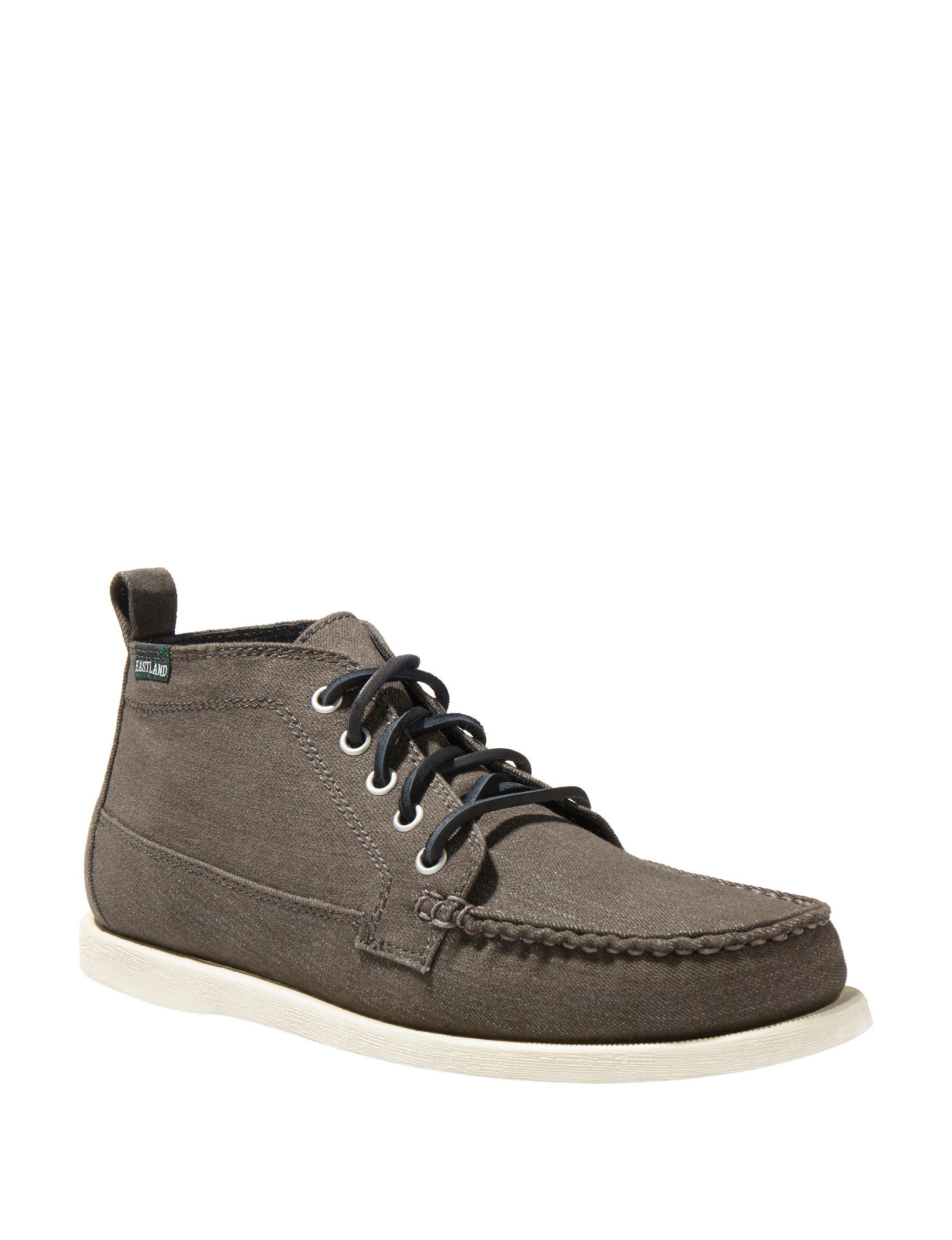 Eastland Black Chukka Boots