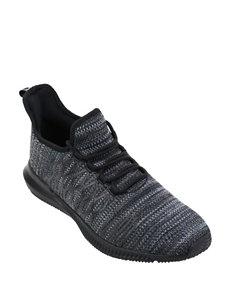 XRay Black Sport Sandals MLB