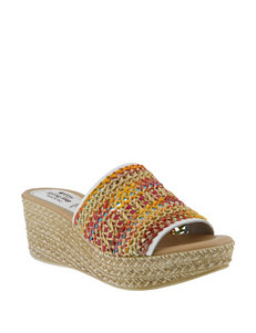 Spring Step Calci Wedge Sandals