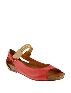 Spring Step Aside Open Toe Mary Jane Shoes
