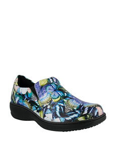 Spring Step Winfrey Butterfly Slip-On Shoes