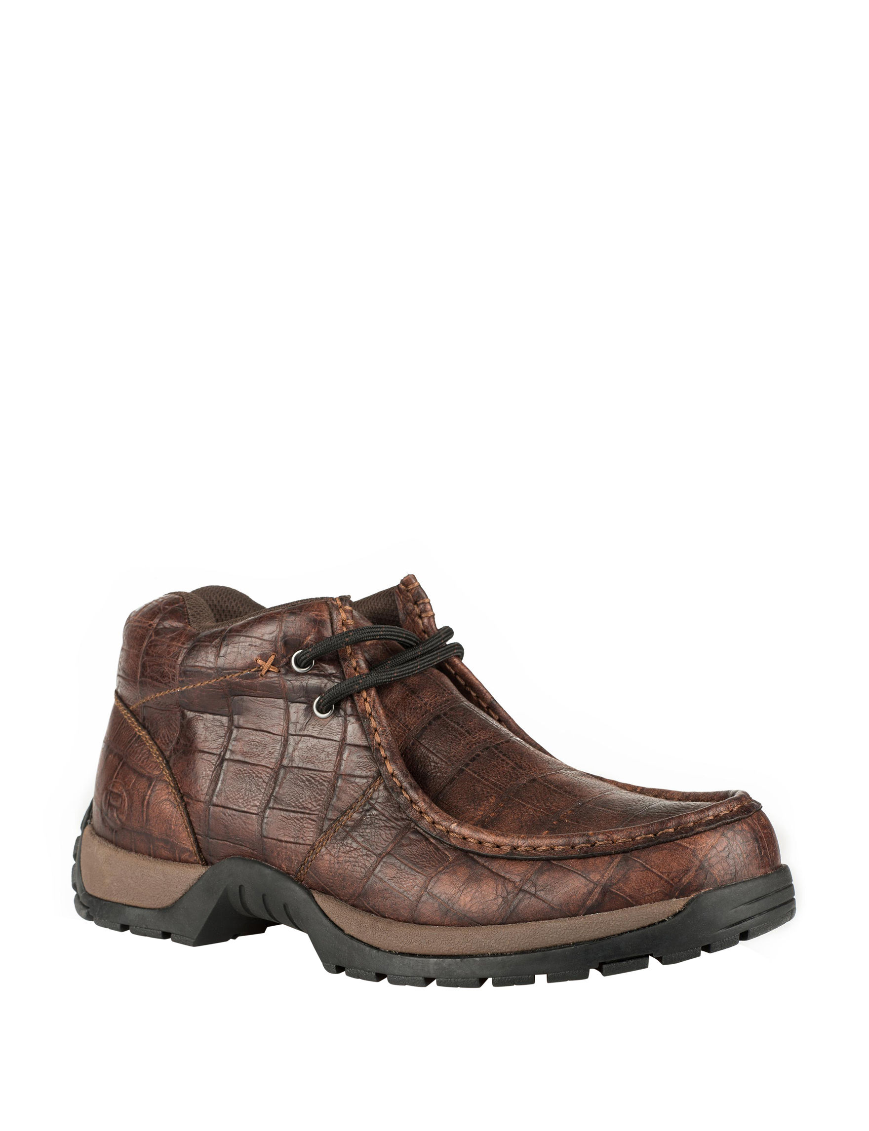 roper american gator casual shoes stage stores
