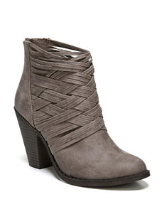 Fergalicious by Fergie Brown Ankle Boots & Booties