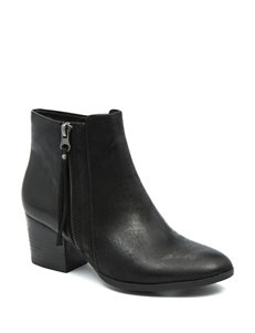 Bare Traps Black Ankle Boots & Booties