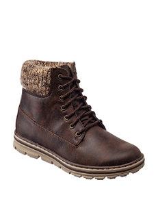 Cliffs Brown Chukka Boots
