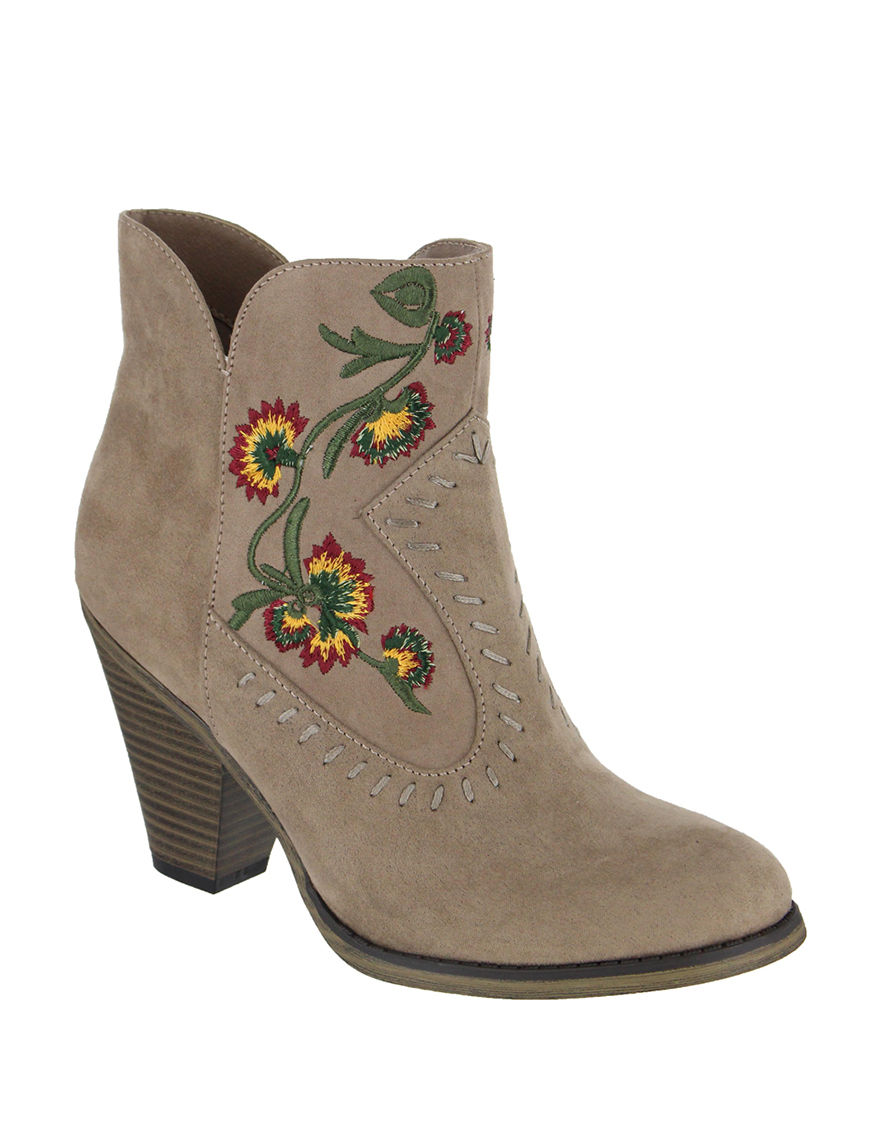 MIA Stone Ankle Boots & Booties