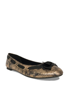 Groove Footwear Metallic Black