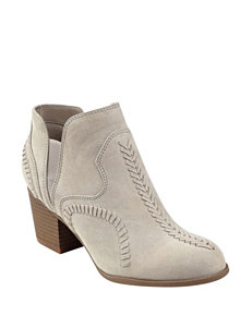 Indigo Rd. Ivory Beige Ankle Boots & Booties
