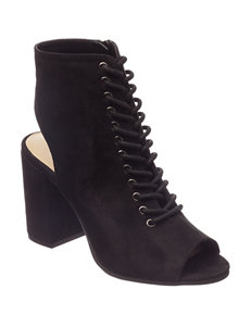 Seven Dials Black Ankle Boots & Booties