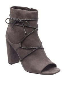 Rialto Charcoal Ankle Boots & Booties