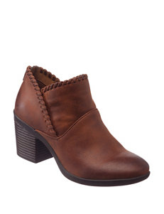 Eurosoft Tan Ankle Boots & Booties Comfort