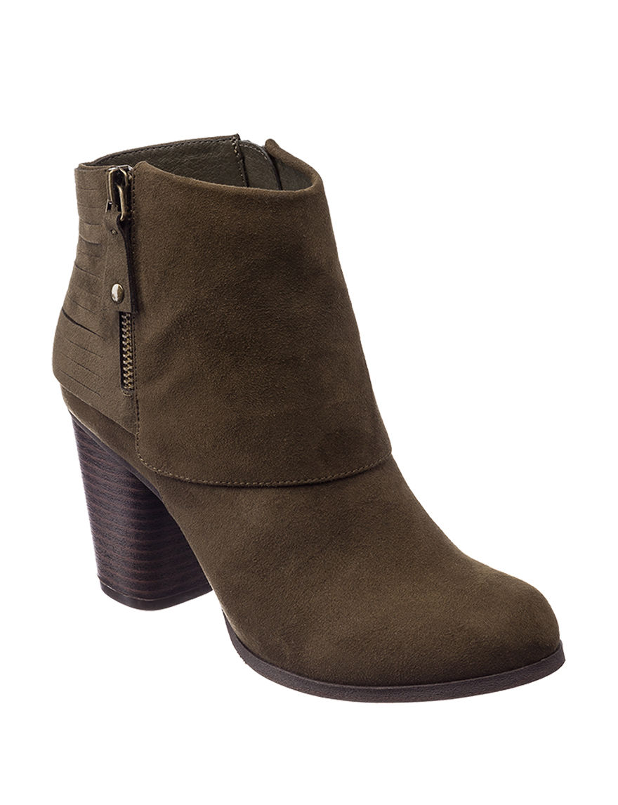 Madden Girl Olive Ankle Boots & Booties