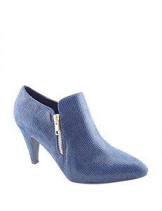 Bellini Navy Ankle Boots & Booties