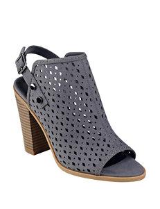 Indigo Rd. Grey Heeled Sandals