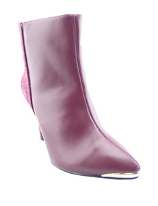 Bellini Wine Ankle Boots & Booties