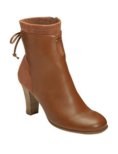 A2 by Aerosoles Cognac Ankle Boots & Booties