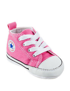 Converse® Chuck Taylor All Star First Star Crib Shoes – Baby 1-4