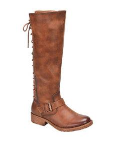 Eurosoft Cognac Riding Boots