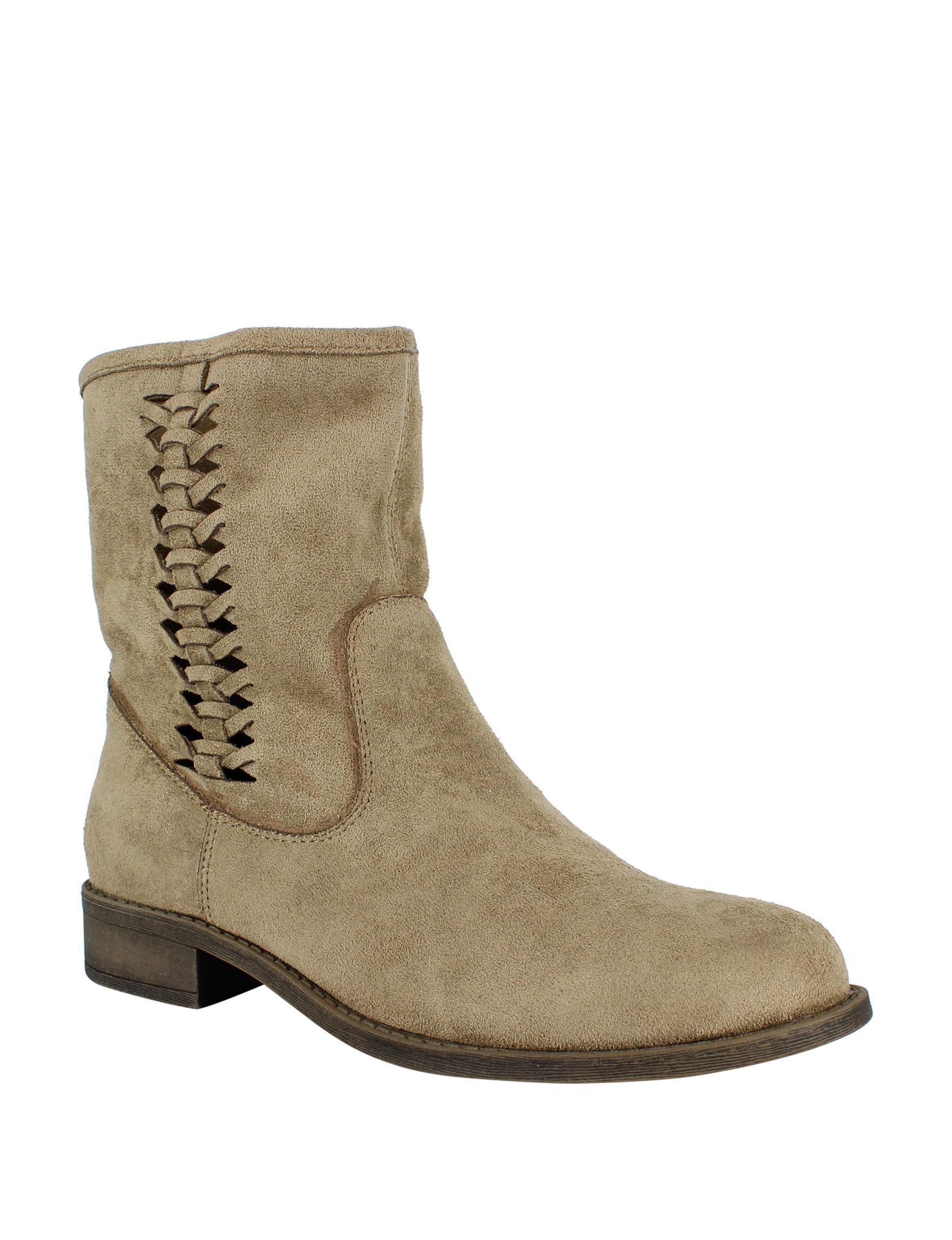 Dolce by Mojo Moxy Taupe Winter Boots