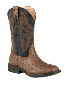 Roper Jed Cowboy Boots - Toddlers & Boys 11-3
