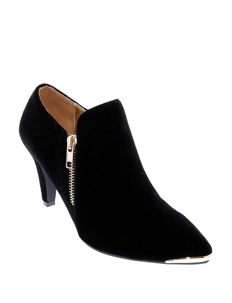 Bellini Black Ankle Boots & Booties