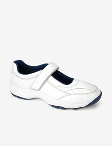 Propet White Slipper Shoes