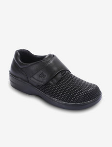 Propet Black Slipper Shoes