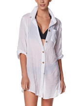 Wearbout Big Shirt Swim Cover Up Top