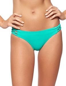 Jessica Simpson Vanilla Swimsuit Bottoms Hipster