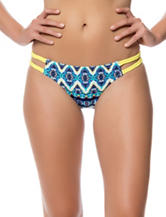 Jessica Simpson's To Dye For Hipster Swim Bottoms