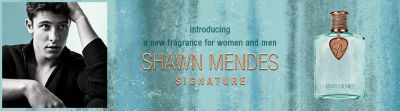 New! Shawn Mendes for Women & Men