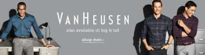 Van Heusen Mens Clothing