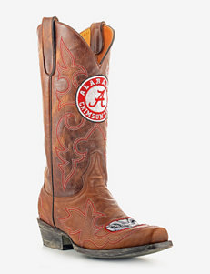Gameday Boots Gold Western & Cowboy Boots