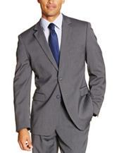 Ivy Crew Grey Modern Fit Blazer