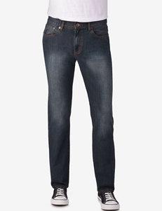 Rustic Blue Vintage Tint Skinny Denim Jeans