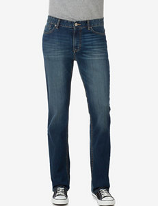 Calvin Klein Jeans Authentic Blue Straight Fit Jeans