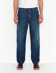Levi's 550 Men's Big & Tall Relaxed Fit Range Wash Jeans
