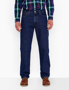Levi's Dark Stone Wash Relaxed