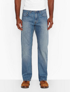 Levi's® 559™ Men's Big & Tall Relaxed Straight Fit Wellington Jeans